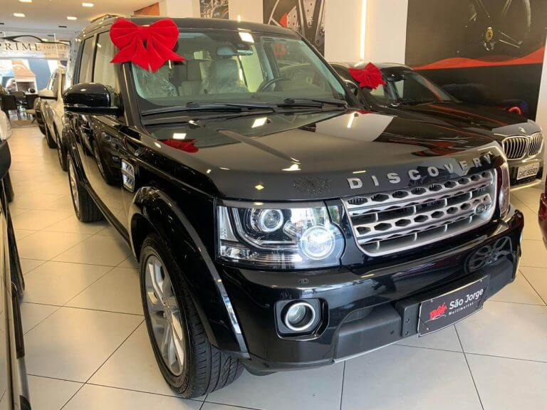 Land Rover Discovery 4 SDV6 HSE 2015/2015