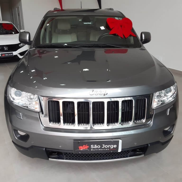Jeep Grand Cherokee LTD CRD 2012/2013