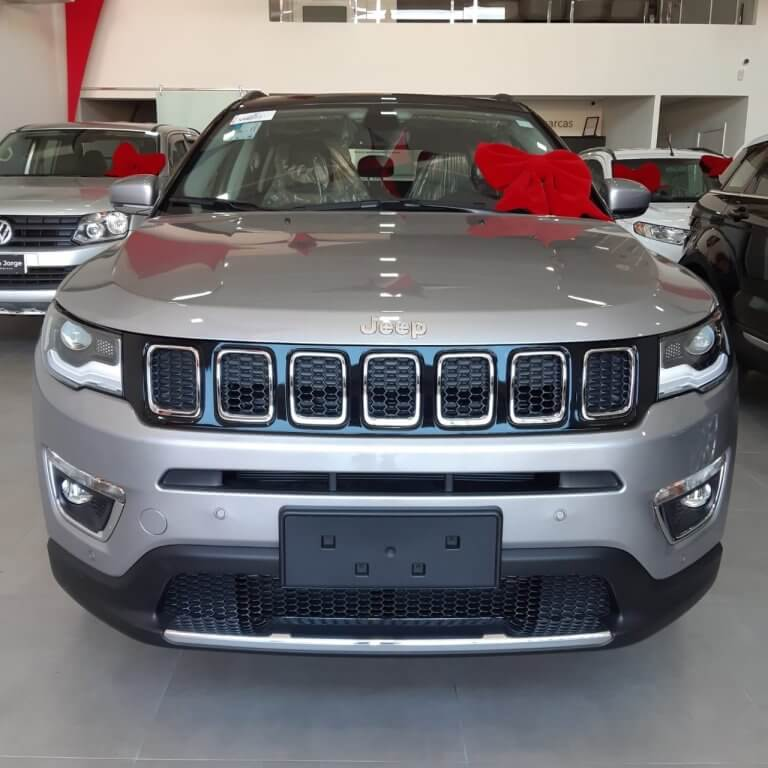 Jeep Compass Limited 2019/2020