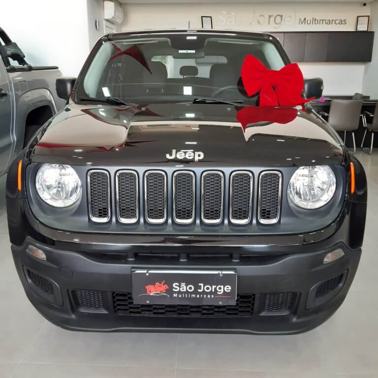 Jeep Renegade 1.8 AT 2016